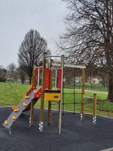 Junior and Senior Playgrounds
